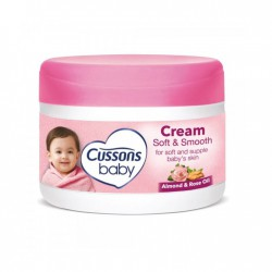 Cussons Baby Cream Soft and Smooth - 100 gr