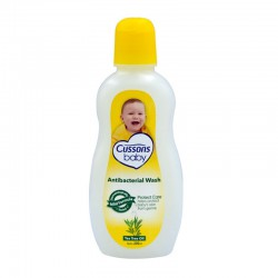 Cussons Baby Anti Bacterial Wash Protect Care -...