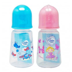 Cussons Baby Milk Bottle - 125ml (Tersedia...