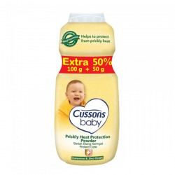Cussons Baby Powder Prickly Heat Protection  -...