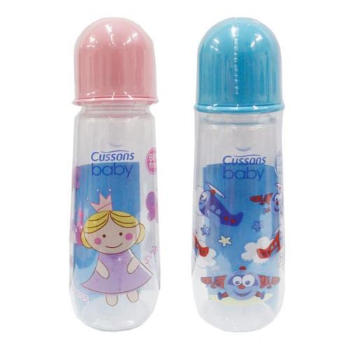 Cussons Baby Milk Bottle - 250ml (Tersedia Pilihan Warna)