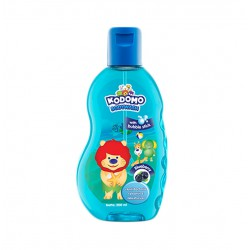 Kodomo Bodywash With Bubble Stick Blueberry -...