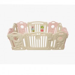 Dimora Fence Pagar Bayi 8 Panel + 1 Play + 1 Door...