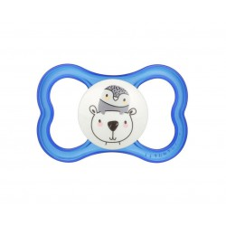 MAM Air Orthodontic Pacifier / Soother 6m+ - Blue...