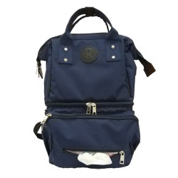 BabyGo Inc Cooler Bag Ollio Backpack - Blue