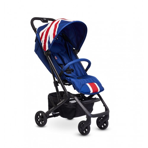 Easywalker Mini Buggy XS Stroller - Union Jack Classic
