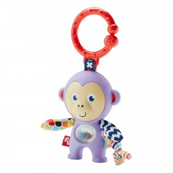 Fisher Price Monkey Rattle