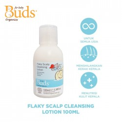 Buds Flaky Scalp Cleansing Lotion Penghilang...