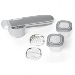 Skip Hop Easy Prep Food Press Set/ Food Maker...