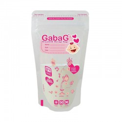Gabag Kantong Asi 100ml - Pink