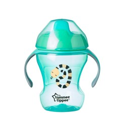 Tommee Tippee Training Spout Cup 7m+ - Green Snake