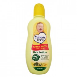 Cussons Baby Hair Lotion Avocado & Pro-Vit B...