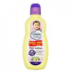 Cussons Baby Hair Lotion Candlenut Oil &...