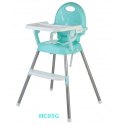 Baby Safe High Chair 3 in 1 HC05 - Blue