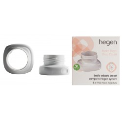 Hegen PCTO Wide Neck Adapters - 2 Pack
