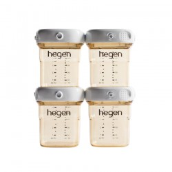 Hegen PCTO Breast Milk Storage PPSU 150ml - 4 Pack