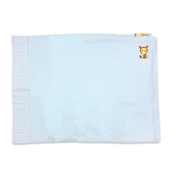 Babybee Infant Support Pillow Case - Blue