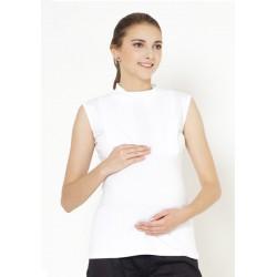 MamiBelle Katia Basic - White
