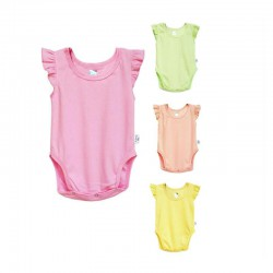 Kazel Ruffle Jumper 4 Pack - Girl