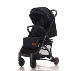 Keenz Air Plus Baby Stroller Cabin Size - Black...
