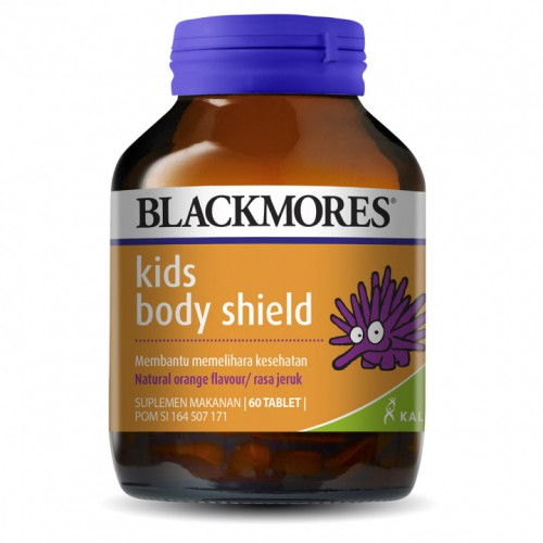 Blackmores Kids Body Shield - 60 Tablet