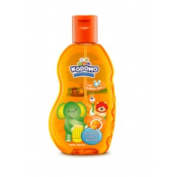 Kodomo Bodywash with Bubble Stick Orange - 200 ml