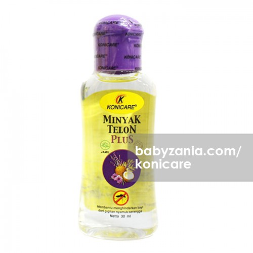 Konicare Minyak Telon Plus - 30ml
