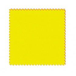 Evamats Puzzle Polos 60 x 60 - Yellow 4 Pcs