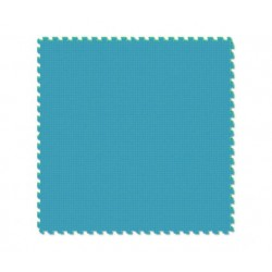 Evamats Puzzle Polos 30 x 30 - Light Blue - 10 Pcs