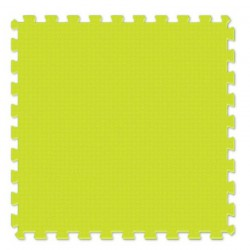 Evamats Puzzle Polos 30 x 30 - Light Green - 10...