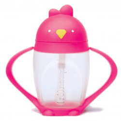 Lollacup Innovative Straw Cup 295 ml / 10 oz -...