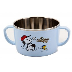 Lock & Lock Snoopy Baseball Stainless Noodle...
