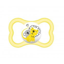 MAM Air Orthodontic Pacifier / Soother 6m+ -...