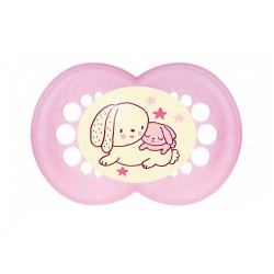 MAM Night Orthodontic Pacifier / Soother 6m+ -...
