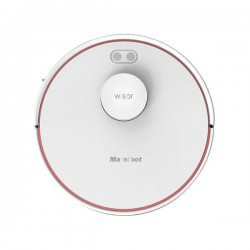 Mamibot WISOR EXVAC 880 Robot Vacuum Cleaner with...