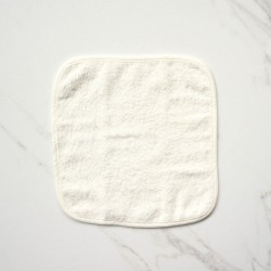 Little Palmerhaus Mason Wash Cloth 4 Pack - White