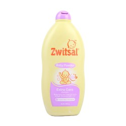 Zwitsal Baby Powder Extra Care with Zinc - 300gr