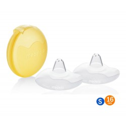 Medela Contact Nipple Shield With Storage Box...