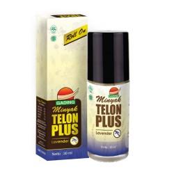 Cap Gading Minyak Telon Plus Roll On Lavender -...