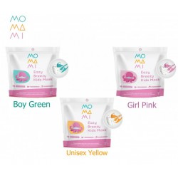 Momami Masker Kain Anak Easy Breezy Kids Mask 2...