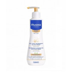 Mustela Nourishing Cleansing Gel With Cold Cream...