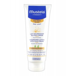 Mustela Nourishing Lotion With Cold Cream - 200ml