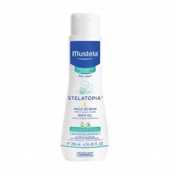 Mustela Stelatopia Bath Oil - 200ml