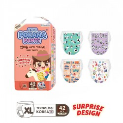Pokana Baby Pants Popok Celana Surprise - XL 42