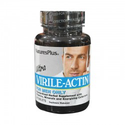 Nature's Plus Ultra Virile Actin 60 Tablet