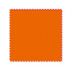 Evamats Puzzle Polos 30 x 30 - Orange - 10 Pcs