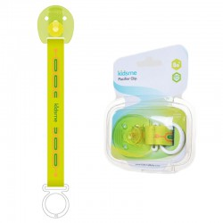 Kidsme Pacifier Clip - Lime