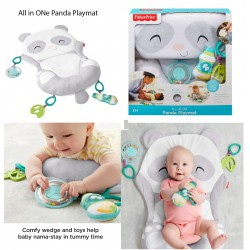 Fisher Price All In One Panda Baby Playmat