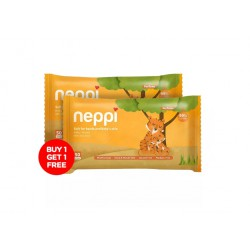 Neppi Baby Wipes Perfumed 50 Sheet - PROMO BUY 1...