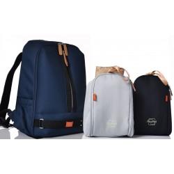 PacaPod Diaper Bag Picos Pack - Navy